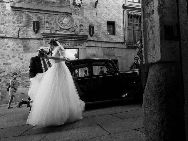 La boda de Johannes y Marta en Toledo, Toledo 20