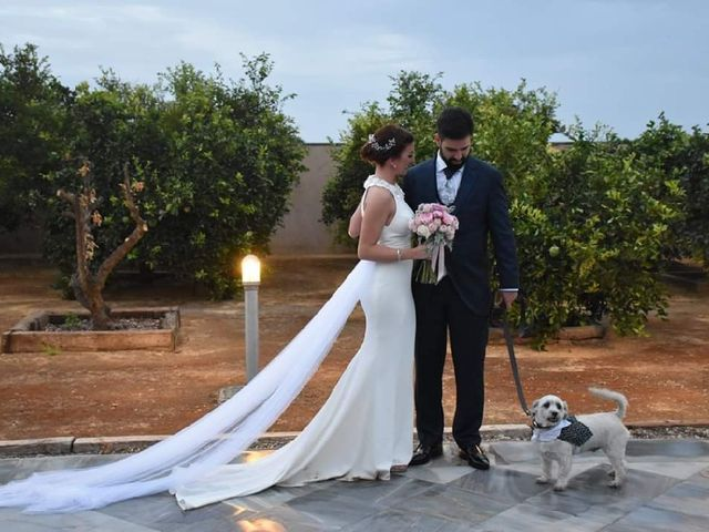La boda de Gloria  y Juan Luis