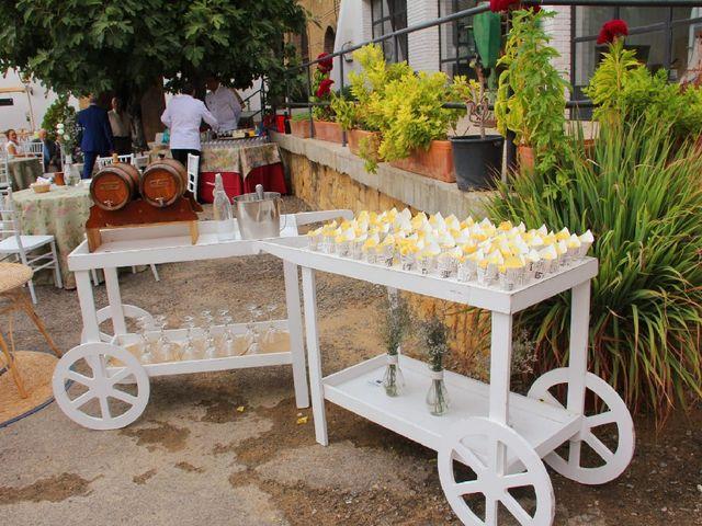La boda de Javier  y Lourdes  en Cabra, Córdoba 1