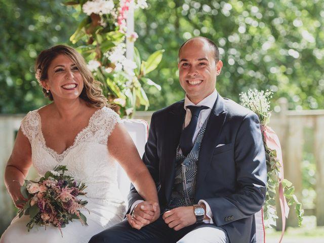 La boda de Gonzalez y Lourdes  en Llodio, Álava 1