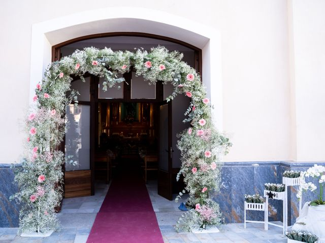 La boda de Pablo y Cris en Cartagena, Murcia 16