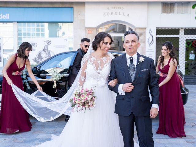 La boda de Pablo y Cris en Cartagena, Murcia 17