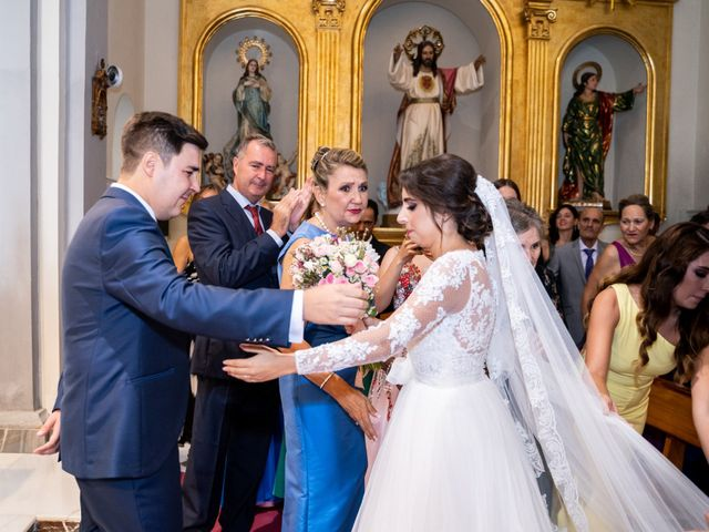La boda de Pablo y Cris en Cartagena, Murcia 18