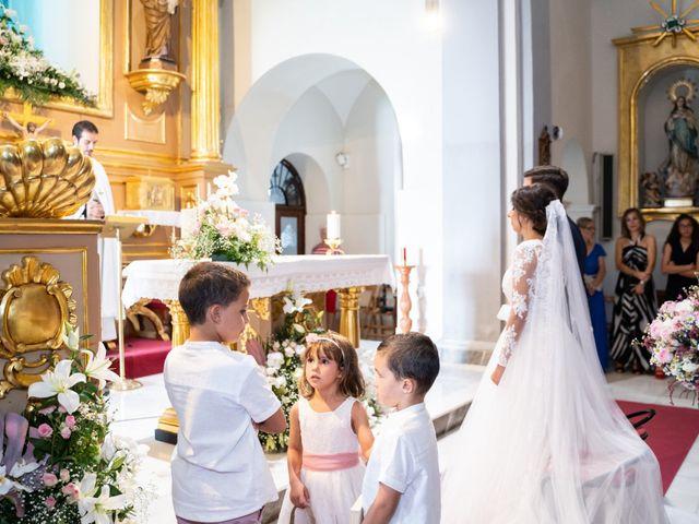 La boda de Pablo y Cris en Cartagena, Murcia 20