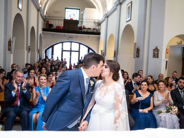 La boda de Pablo y Cris en Cartagena, Murcia 21