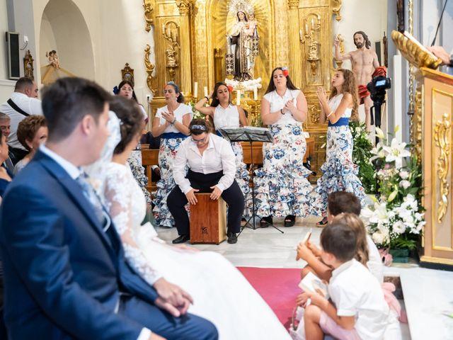 La boda de Pablo y Cris en Cartagena, Murcia 22