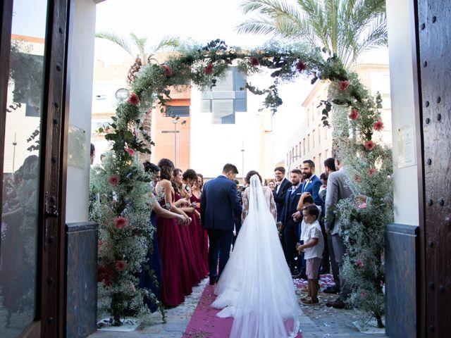 La boda de Pablo y Cris en Cartagena, Murcia 23