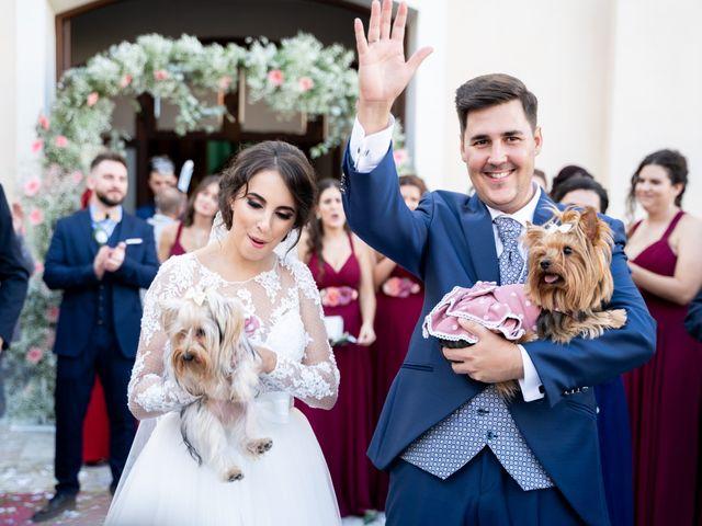 La boda de Pablo y Cris en Cartagena, Murcia 25
