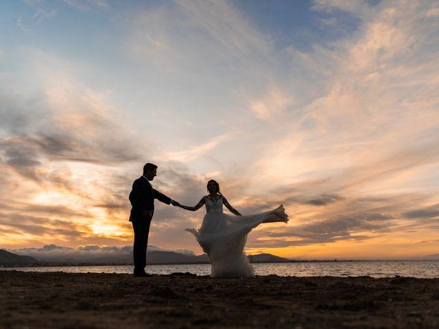 La boda de Pablo y Cris en Cartagena, Murcia 45