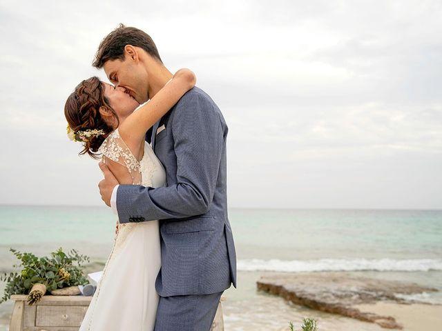 La boda de Eva y Ivan en Sant Francesc De Formentera, Islas Baleares 2