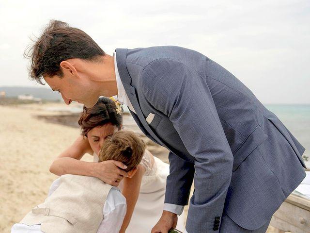 La boda de Eva y Ivan en Sant Francesc De Formentera, Islas Baleares 4