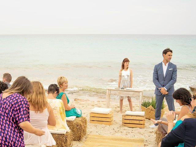 La boda de Eva y Ivan en Sant Francesc De Formentera, Islas Baleares 25