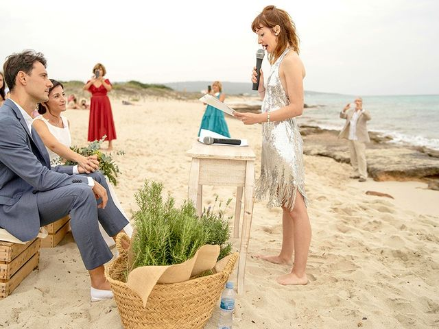 La boda de Eva y Ivan en Sant Francesc De Formentera, Islas Baleares 28
