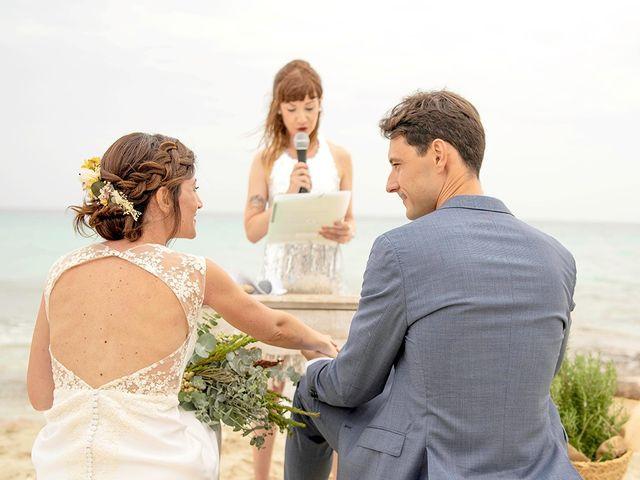 La boda de Eva y Ivan en Sant Francesc De Formentera, Islas Baleares 30