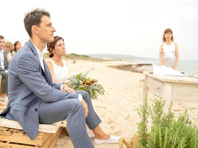 La boda de Eva y Ivan en Sant Francesc De Formentera, Islas Baleares 31