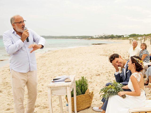 La boda de Eva y Ivan en Sant Francesc De Formentera, Islas Baleares 32