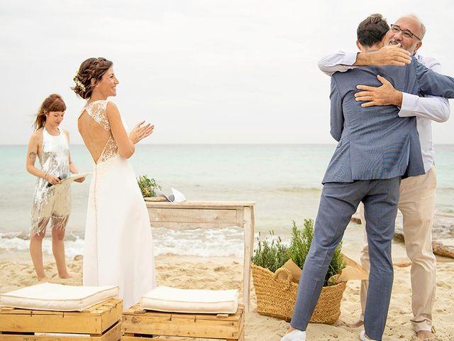 La boda de Eva y Ivan en Sant Francesc De Formentera, Islas Baleares 33