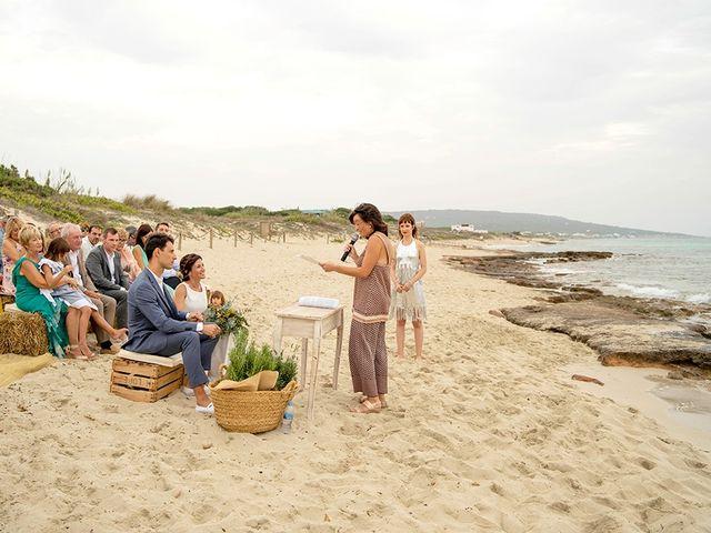 La boda de Eva y Ivan en Sant Francesc De Formentera, Islas Baleares 35
