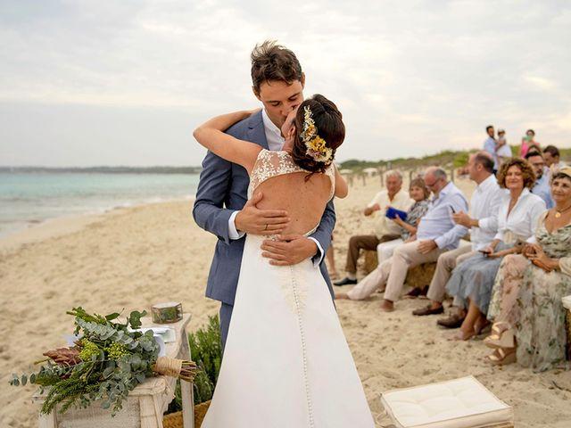 La boda de Eva y Ivan en Sant Francesc De Formentera, Islas Baleares 40