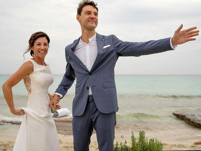 La boda de Eva y Ivan en Sant Francesc De Formentera, Islas Baleares 41