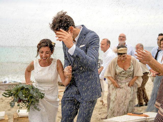 La boda de Eva y Ivan en Sant Francesc De Formentera, Islas Baleares 1