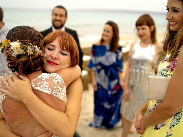 La boda de Eva y Ivan en Sant Francesc De Formentera, Islas Baleares 45