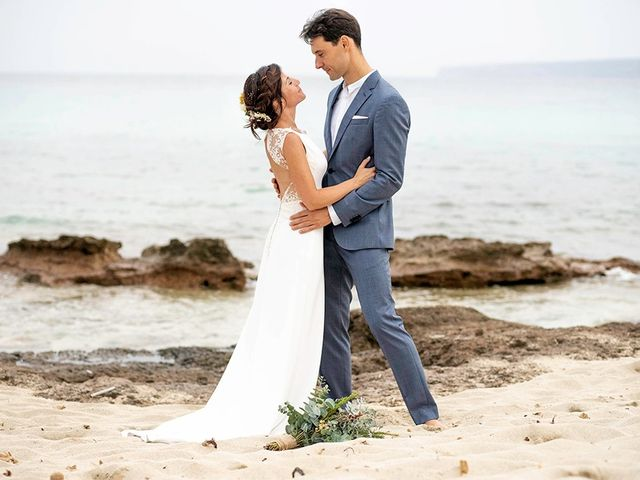 La boda de Eva y Ivan en Sant Francesc De Formentera, Islas Baleares 48
