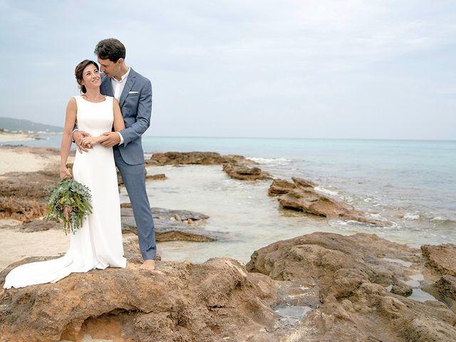 La boda de Eva y Ivan en Sant Francesc De Formentera, Islas Baleares 49
