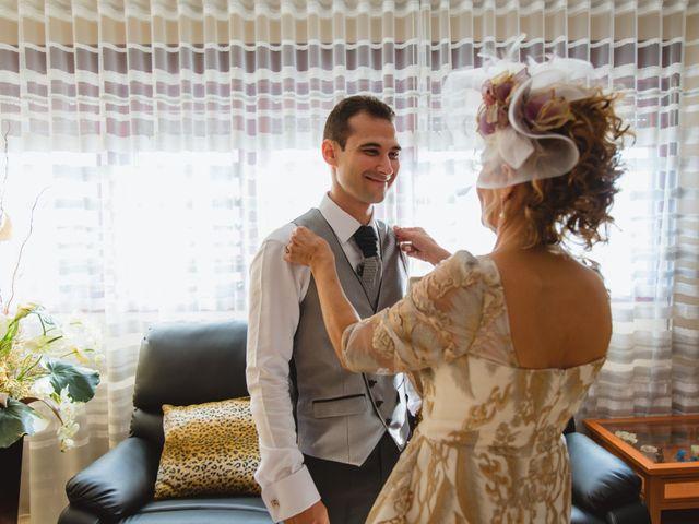 La boda de Isabel y David en Beniajan, Murcia 8