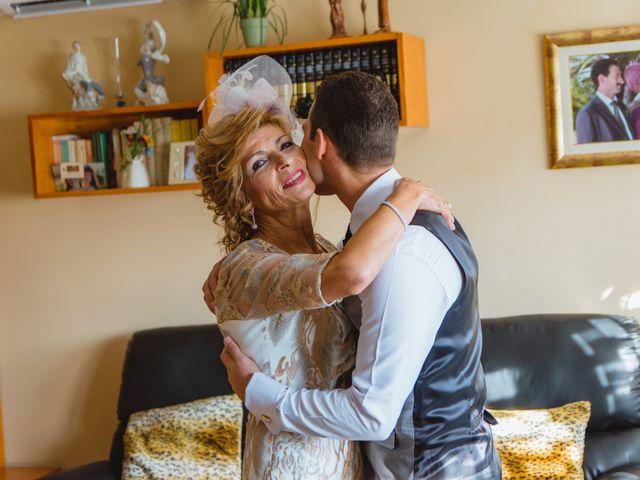 La boda de Isabel y David en Beniajan, Murcia 9