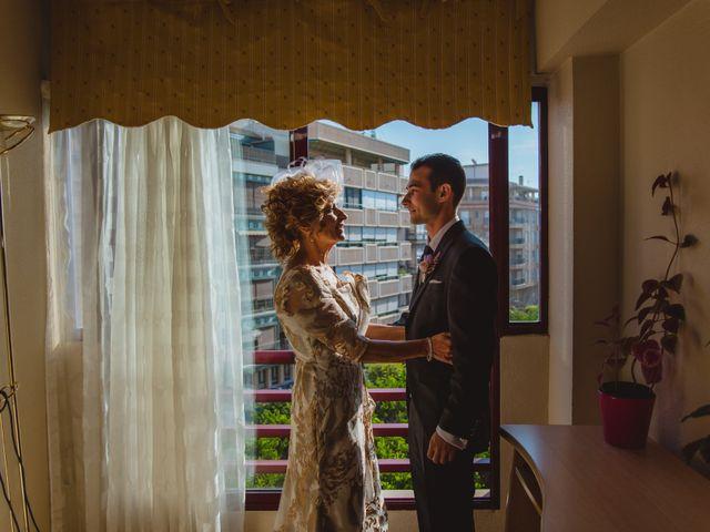 La boda de Isabel y David en Beniajan, Murcia 13