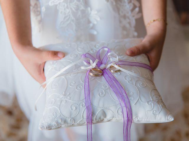 La boda de Isabel y David en Beniajan, Murcia 17