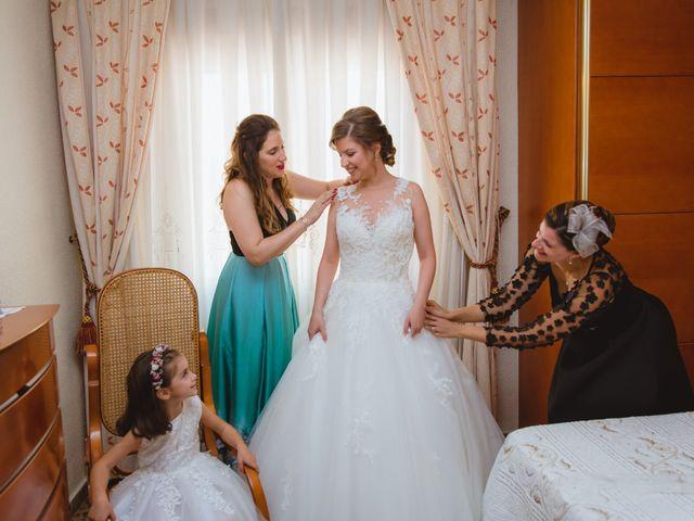 La boda de Isabel y David en Beniajan, Murcia 24