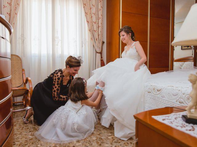 La boda de Isabel y David en Beniajan, Murcia 27