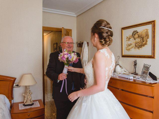 La boda de Isabel y David en Beniajan, Murcia 28