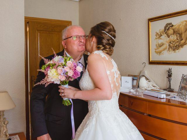 La boda de Isabel y David en Beniajan, Murcia 29
