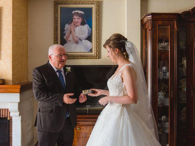 La boda de Isabel y David en Beniajan, Murcia 35