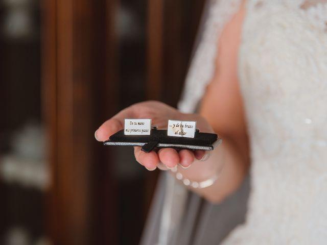 La boda de Isabel y David en Beniajan, Murcia 36
