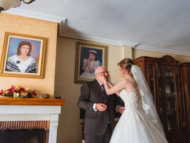 La boda de Isabel y David en Beniajan, Murcia 37
