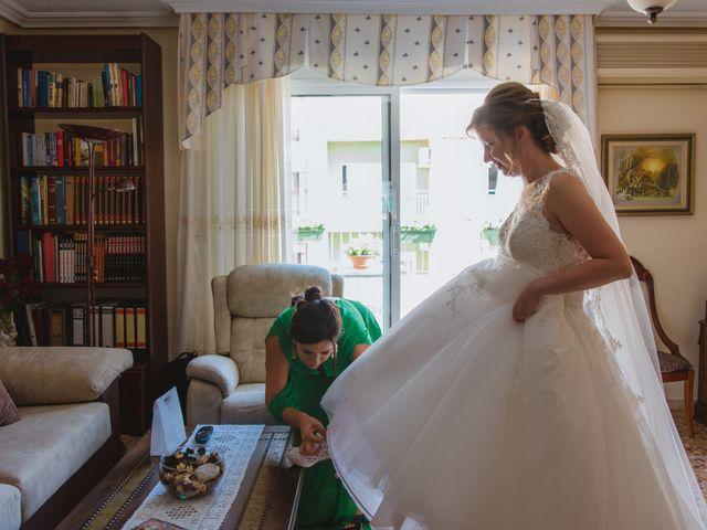 La boda de Isabel y David en Beniajan, Murcia 39