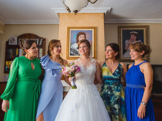 La boda de Isabel y David en Beniajan, Murcia 40