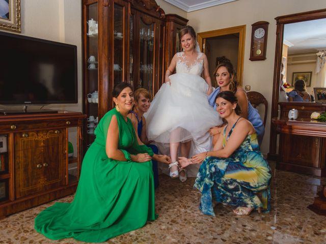 La boda de Isabel y David en Beniajan, Murcia 41