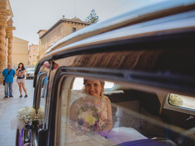 La boda de Isabel y David en Beniajan, Murcia 42
