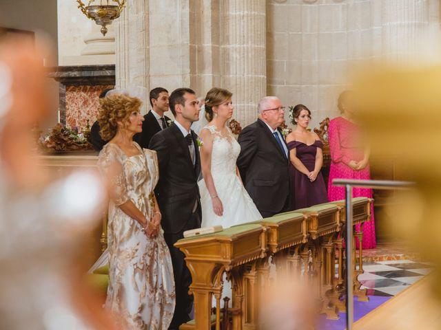 La boda de Isabel y David en Beniajan, Murcia 45