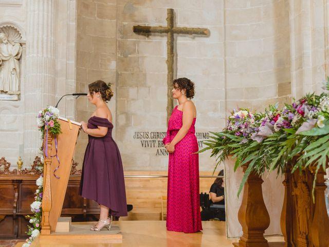 La boda de Isabel y David en Beniajan, Murcia 46
