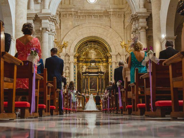 La boda de Isabel y David en Beniajan, Murcia 47