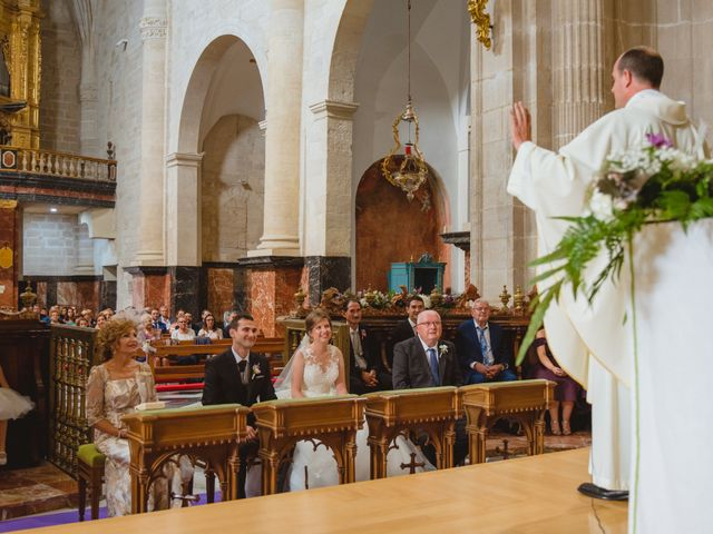 La boda de Isabel y David en Beniajan, Murcia 48