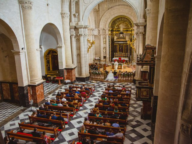 La boda de Isabel y David en Beniajan, Murcia 49