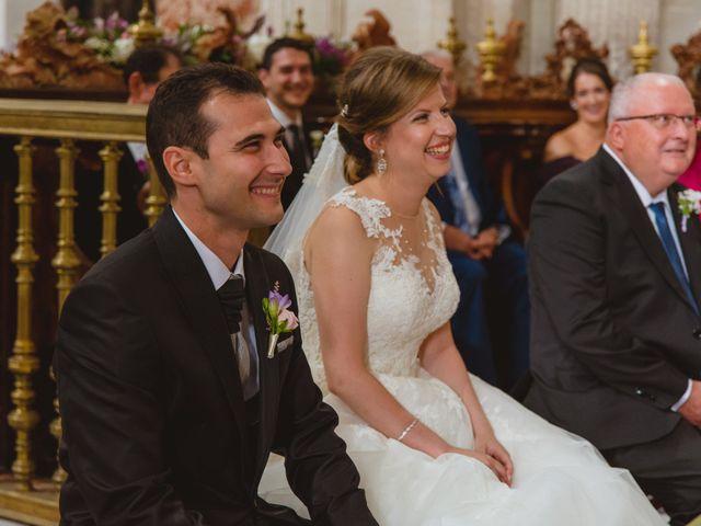 La boda de Isabel y David en Beniajan, Murcia 50