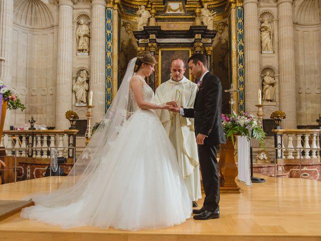 La boda de Isabel y David en Beniajan, Murcia 53